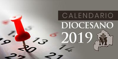 Calendario Diocesano 2019
