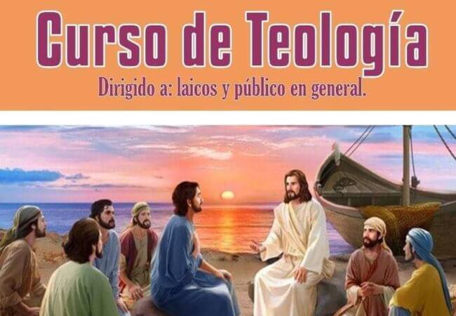 Invitan a Curso de Teología